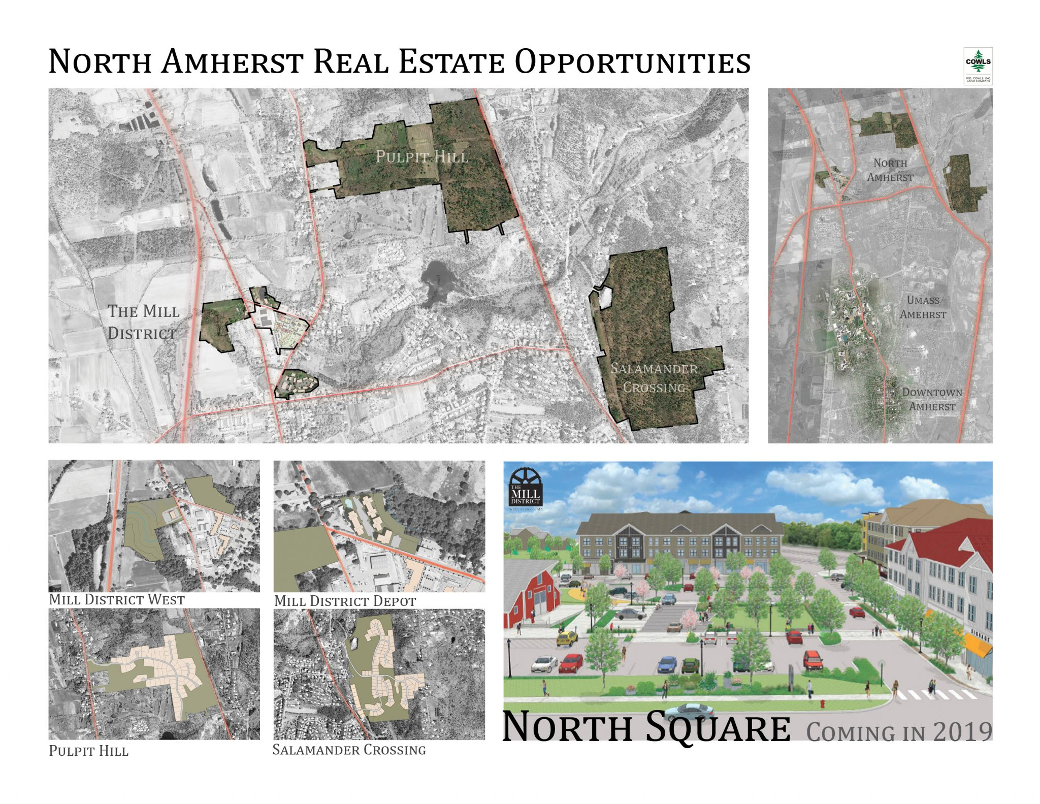 North Amherst Real Estate Opportunities